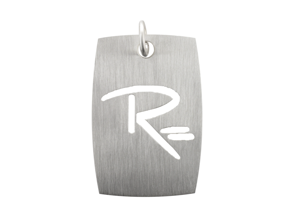 This custom dog tag was created for Rascal Flatts during their Live & Loud Tour when they came to the BOK Center on August 10, 2013.